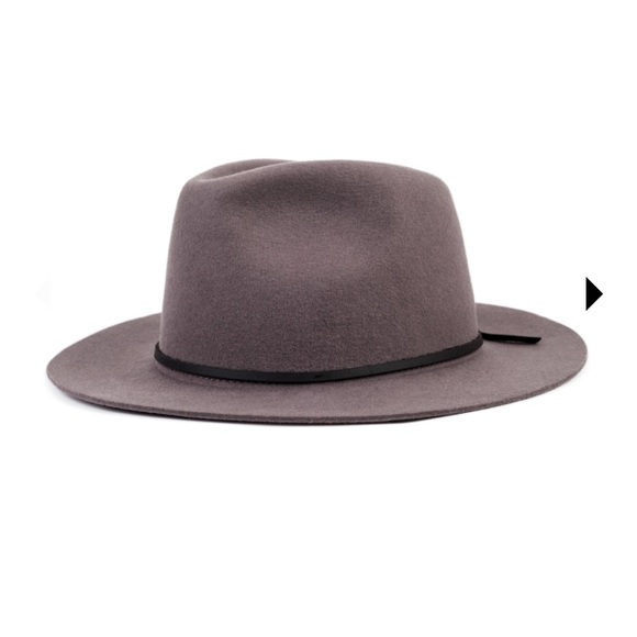Brixton Accessories - Brixton Full Brim Fedora - Excellent Condition! 6e57eb4602a